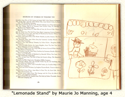 Lemonade Stand Drawing